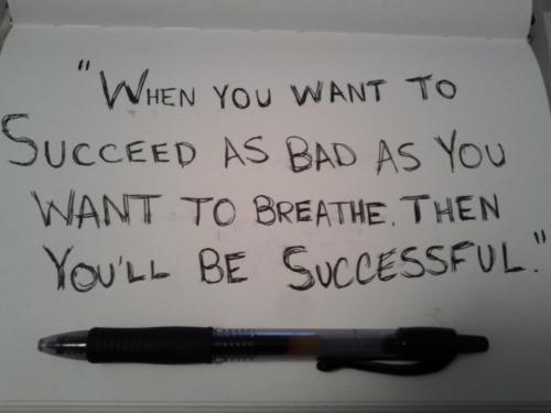 succeeded